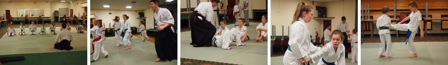 Children's JuJutsu Classes in Carlisle