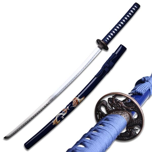Parts of the katana