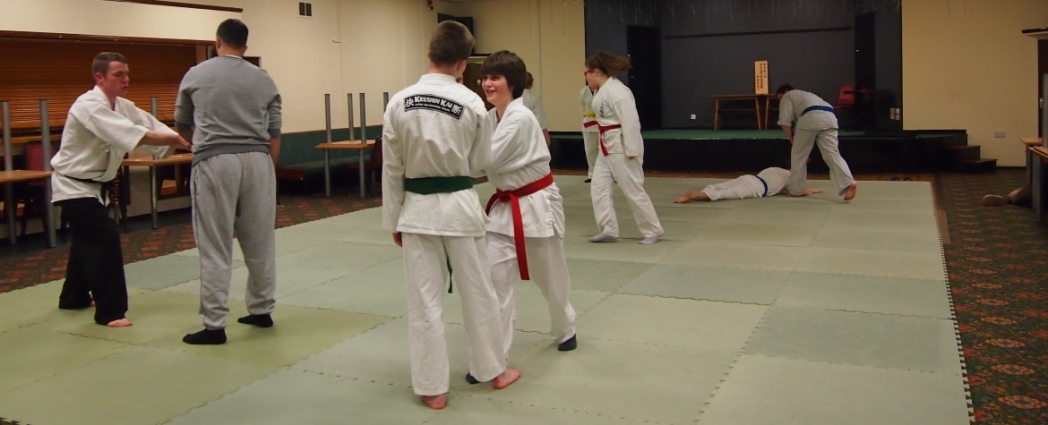 Jujutsu Club in Carlisle at Pirelli Social Club