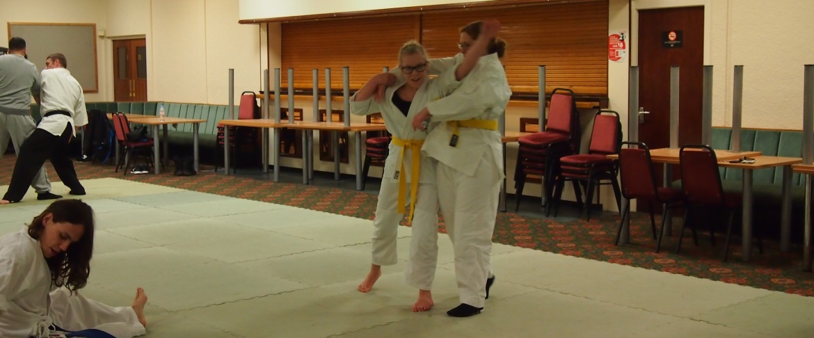 Women's Self Defence Classes in Carlisle
